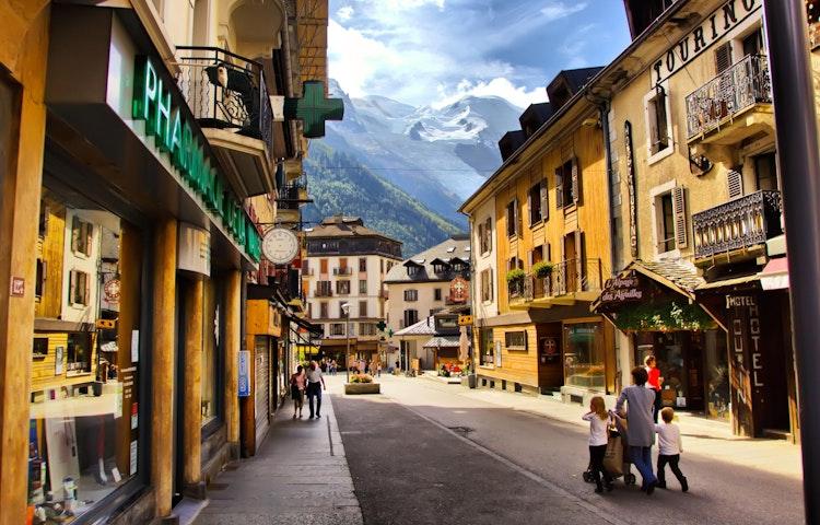 chamonix - Alps Mont Blanc Family Adventure
