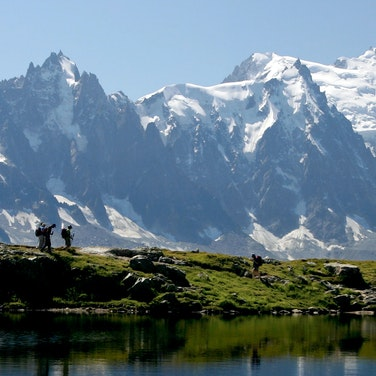 France Mont Blanc Hiking Private Adventure
