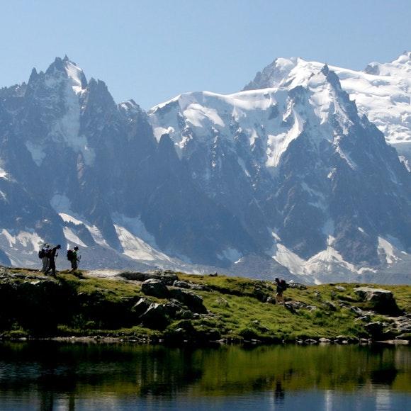 France Mont Blanc Hiking Private Adventure | MT Sobek