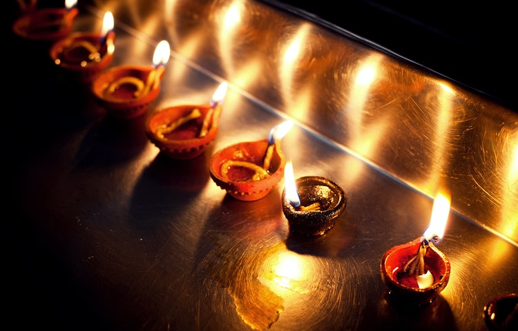 candles - India Royal Rajasthan & Pushkar Camel Fair