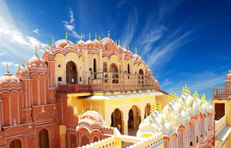 Palace of the Winds - India Royal Rajasthan & Pushkar Camel Fair
