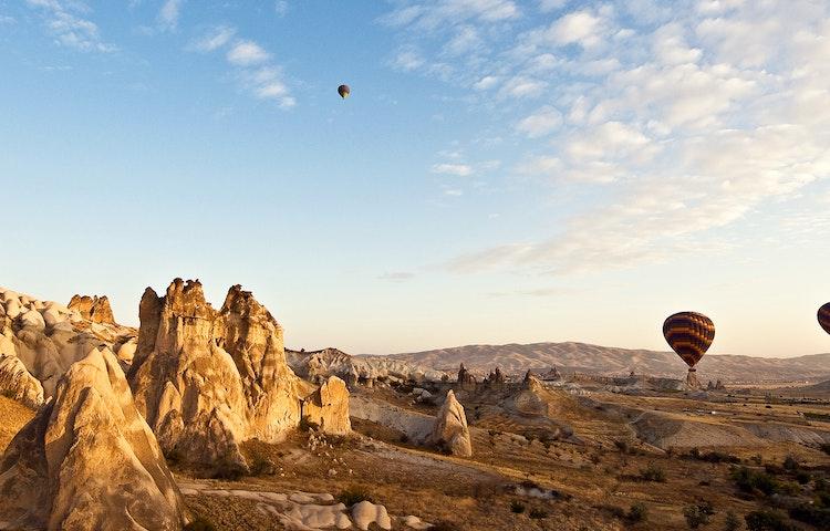 cappadocia balloons - Turkey Cultural Discovery Private Adventure