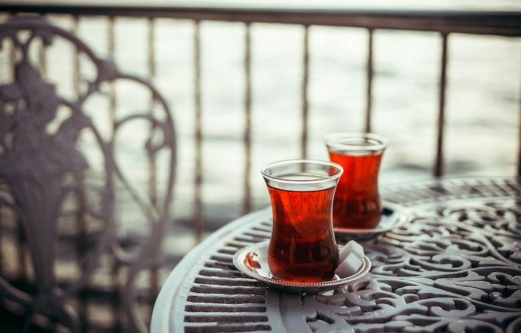 tea  setting - Turkey Cultural Discovery Private Adventure