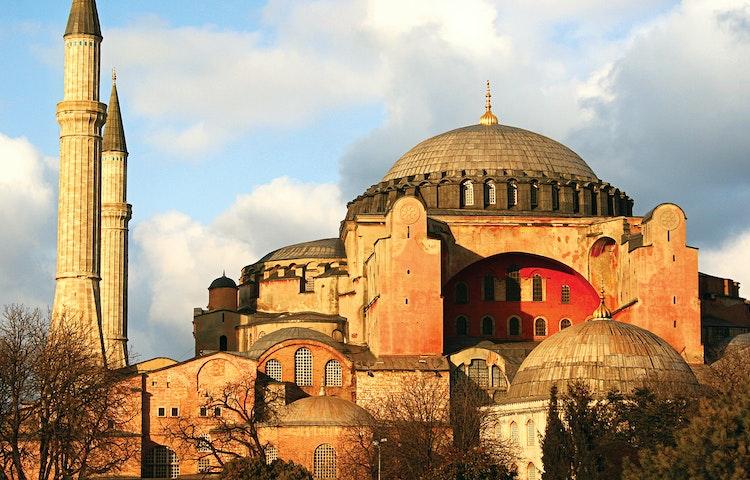 mosque minarets - Turkey Cultural Discovery Private Adventure
