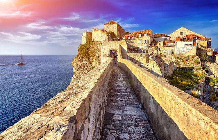 wall - Croatia & Montenegro Family Adventure
