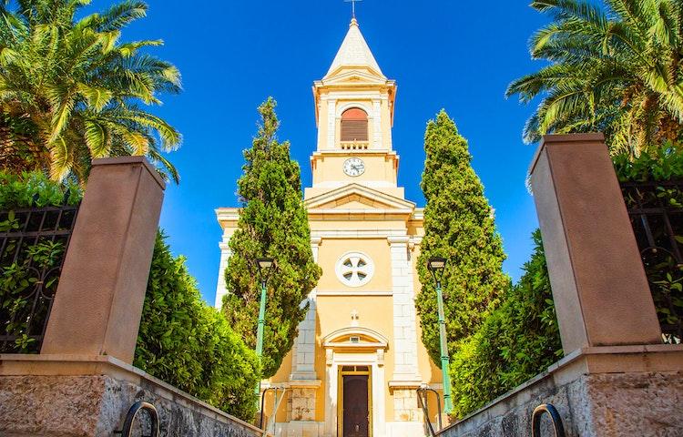 church - Croatia Istria and the Dalmatian Coast Hiking