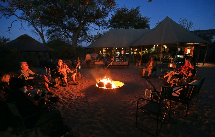 fireside - Angola Expedition