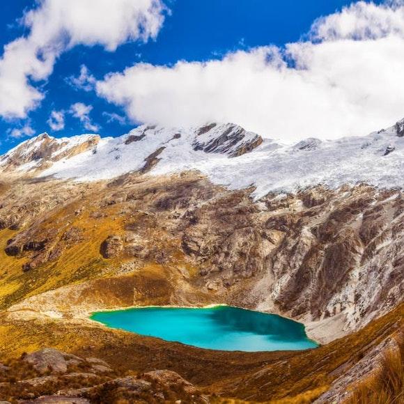 Peru Cordillera Blanca Trek   MT Sobek