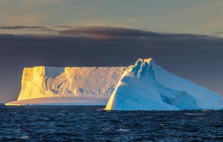iceberg - Antarctica Crossing the Antarctic Circle Adventure Cruising