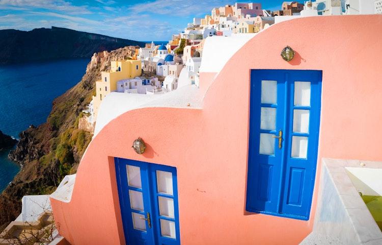 oia - Greece Naxos & Santorini Private Adventure
