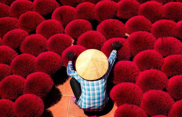 incense - Vietnam Mountains & Bay Multi-Adventure
