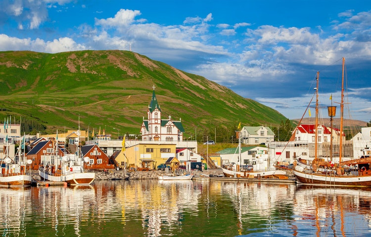 husavik - Iceland Natural Wonders Hiking