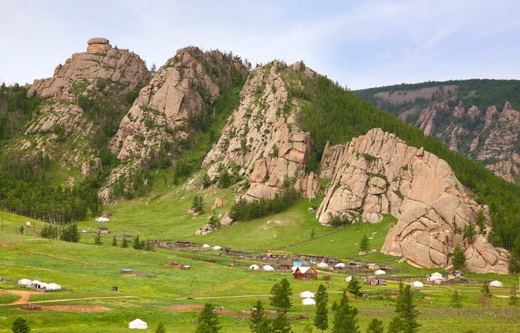 terelj - Mongolia Golden Week Private Adventure