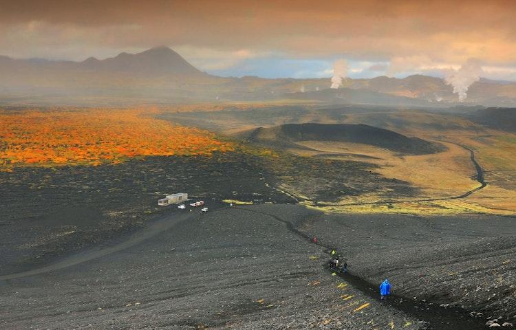 volcanic - Iceland Natural Wonders Hiking