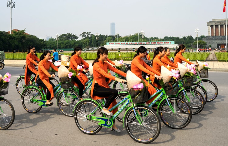 bikes - Vietnam Mountains & Bay Multi-Adventure