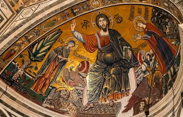 basilica - Italy Tuscany and Cinque Terre Walking