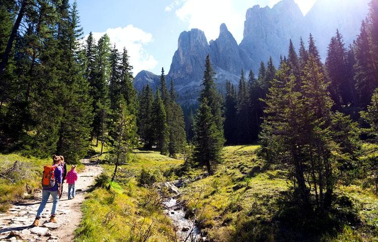 puez - Italy Heart of the Dolomites Hiking