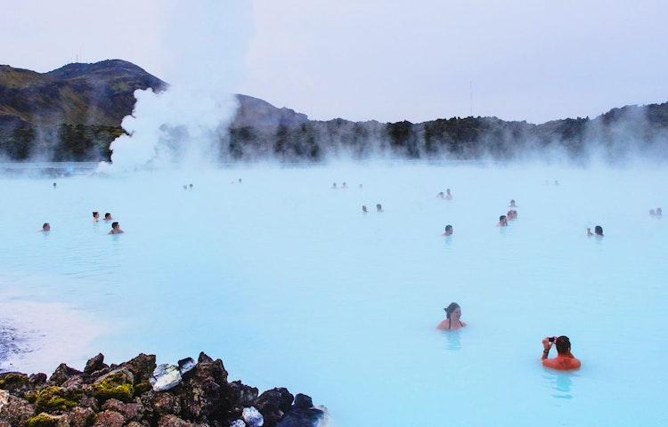 lagoon - Iceland Natural Wonders Hiking