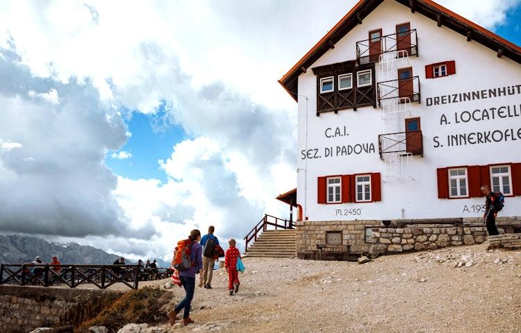 locatelli - Italy Heart of the Dolomites Hiking