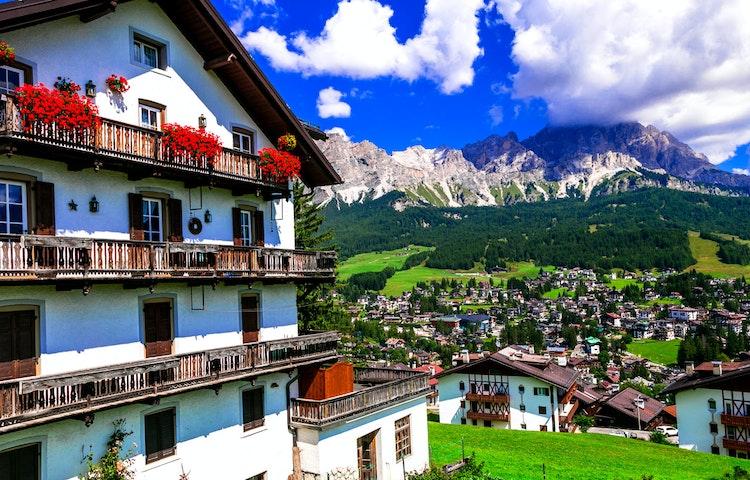 cortina - Italy Heart of the Dolomites Hiking