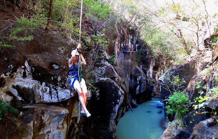 zipline - Costa Rica Private Family Adventure