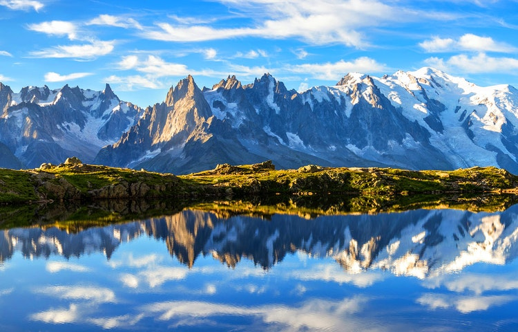 chesery - Alps Chamonix & Zermatt Hiking