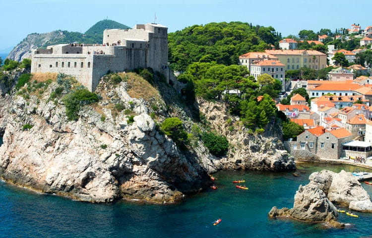 dubrovnik - Croatia Hiking & Kayaking Private Adventure