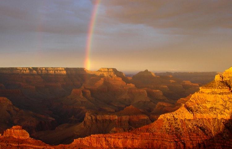 rainbow - Utah Colorado River Cataract Canyon Multi-Adventure