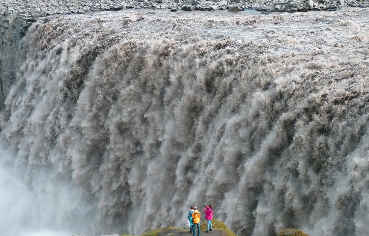 detifoss - Iceland Natural Wonders Hiking
