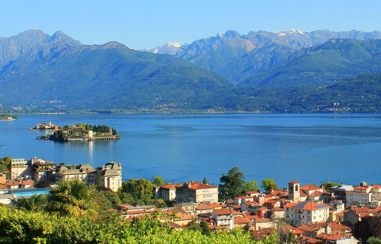 maggiore - Italy and Switzerland Lake District Hiking