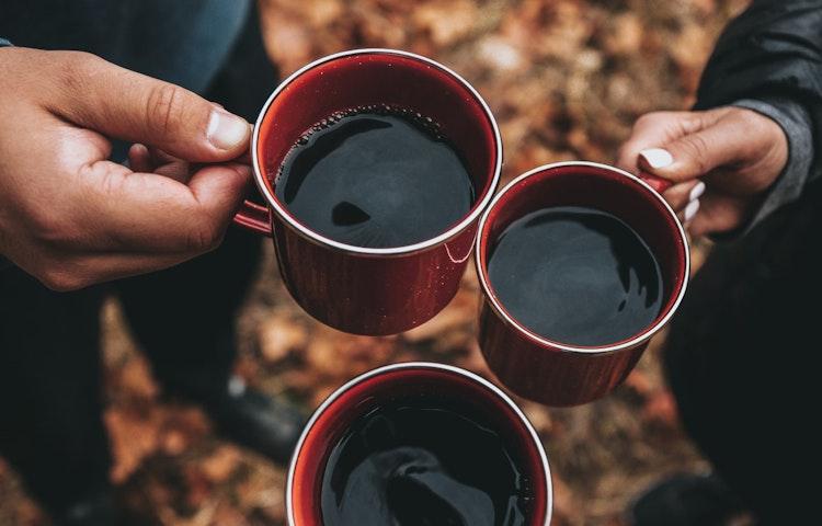 three coffees - California John Muir Trail Southbound to Mt. Whitney Trek