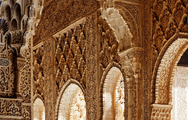 alhambra - Spain Best of Andalucia Hiking