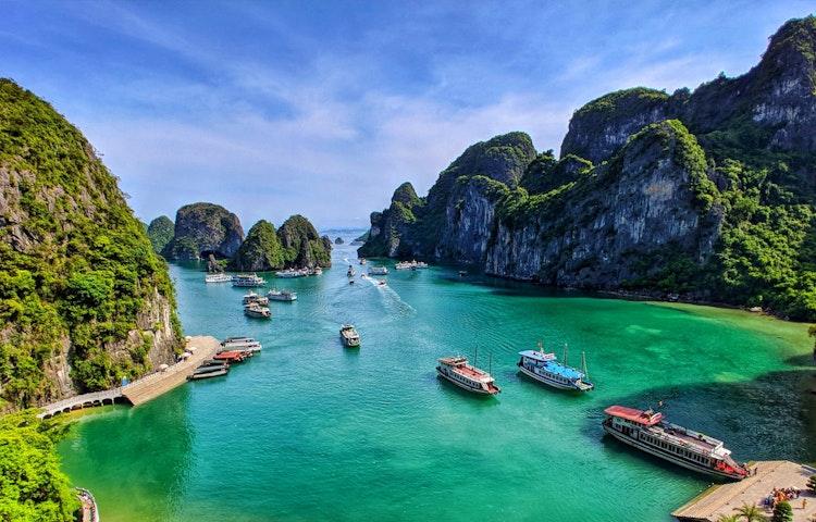 halong - Vietnam Mountains & Bay Multi-Adventure