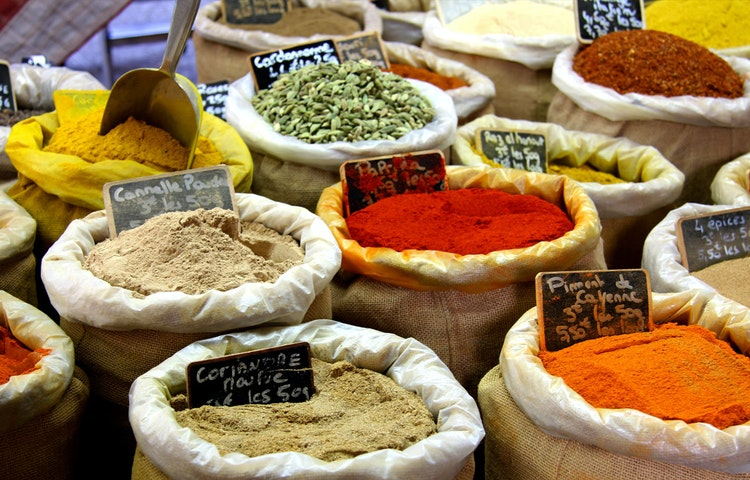 spices - France Provence Walking Private Adventure