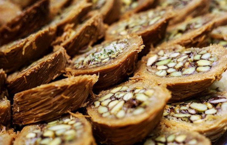 pastries - Lebanon Mountain Trail Hiking