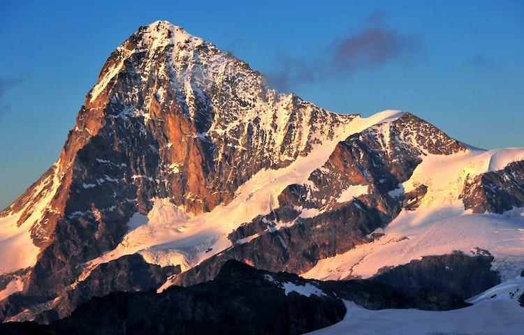 blanche - Alps Around the Matterhorn Trek