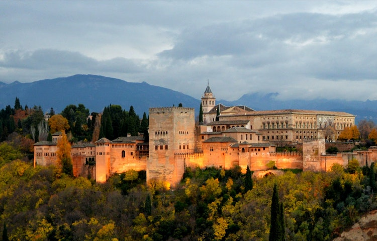 alhambra 2 - Spain Best of Andalucia Hiking