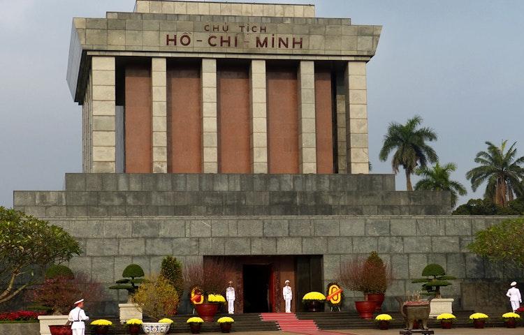 mausoleum - Vietnam Mountains & Bay Multi-Adventure