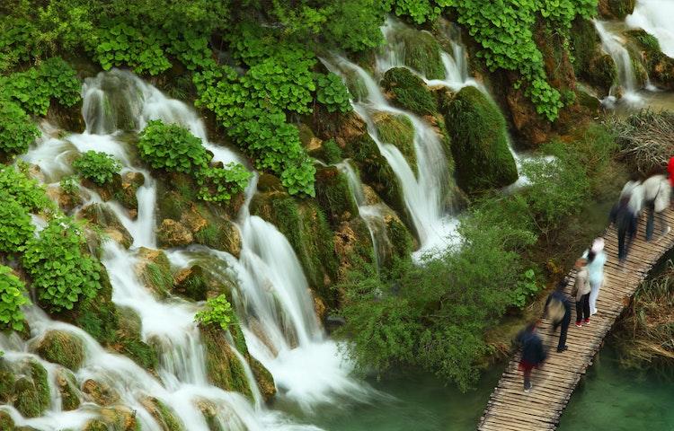 krka - Croatia Hiking & Kayaking Private Adventure
