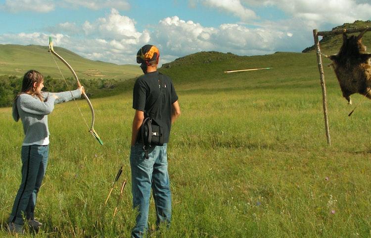 archery - Mongolia Golden Week Private Adventure