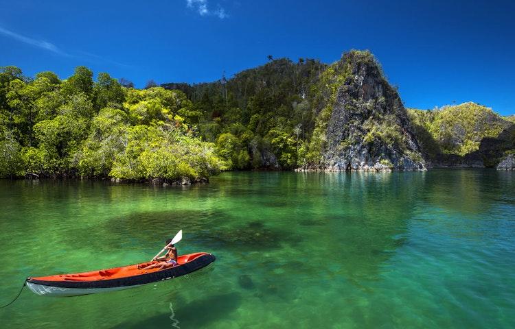 kayak - Indonesia Raja Ampat Multi-Adventure