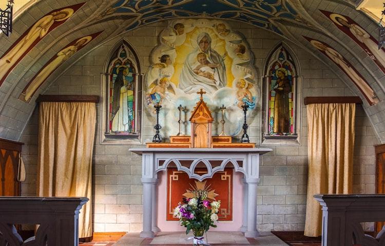 chapel - Scotland Orkney Isles Private Adventure