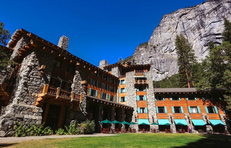 awahnee - California Yosemite National Park Hiking Adventure