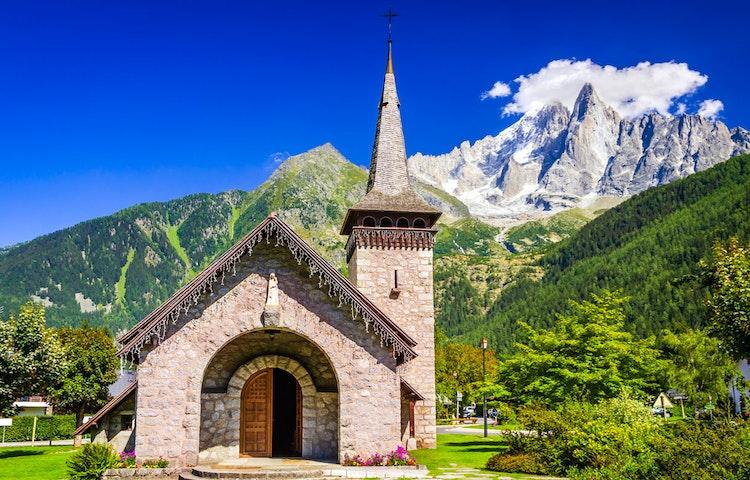 chamonix - Alps Chamonix & Zermatt Hiking