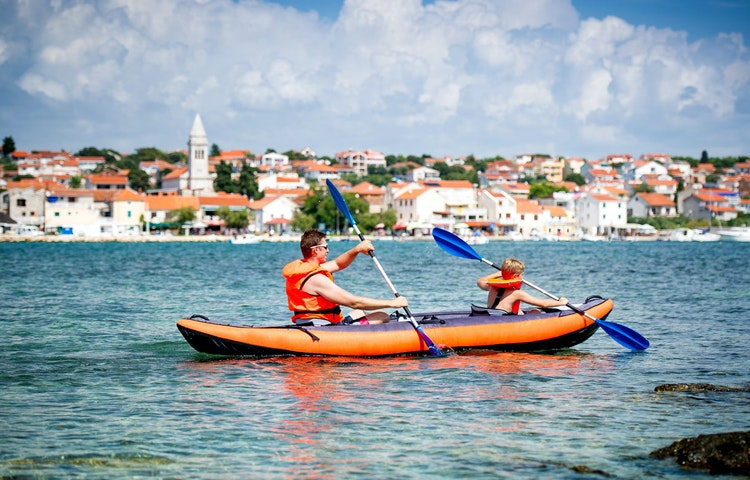 kayaking - Croatia Hiking & Kayaking Private Adventure