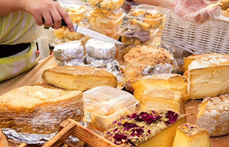 cheese - France Provence Walking Private Adventure