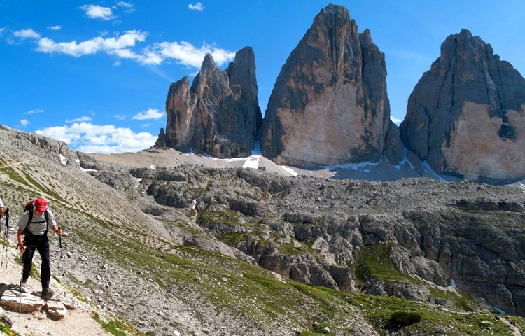 lavaredo - Italy Heart of the Dolomites Hiking