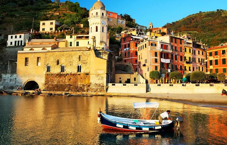 vernazza - Italy Tuscany and Cinque Terre Walking