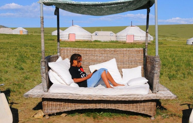 reading - Mongolia Golden Week Private Adventure