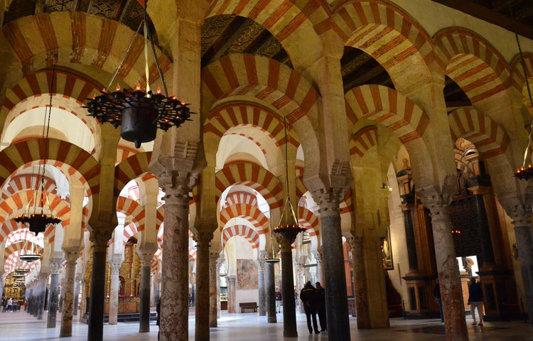 mezquita - Spain Best of Andalucia Hiking